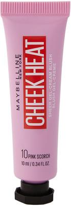 Maybelline Cheek Heat Sheer Blusher Pink Scorch
