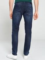 Armani Exchange J13 Slim Fit Jeans - Navy