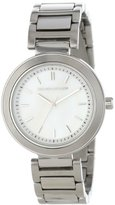 Kenneth Jay Lane Women's KJLANE-2017 Mother-Of-Pearl Dial Stainless Steel Watch
