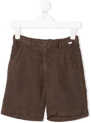 Il Gufo Plain Chino Trousers