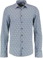 Seidensticker Slim Fit Modern Kent Shirt Blau