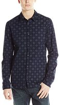 Rogue Men's Reverse Printed Woven Shirt