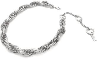 Biko Revival Collar Silver