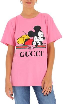 Gucci X Disney Oversized T-Shirt