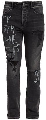 Ksubi Chitch Heroism Skinny Jeans