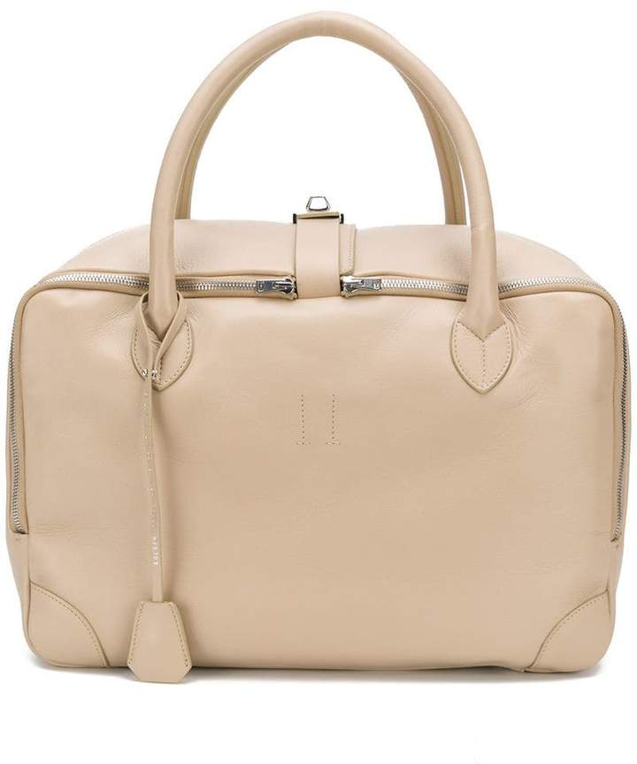 Golden Goose large zipped tote