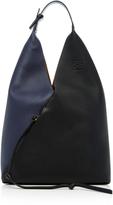 Loewe Sling Leather Hobo Bag