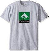 Emerica Men's Combo 10-Short Sleeve T-Shirt