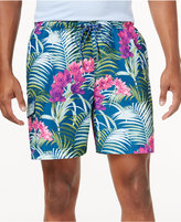Tommy Bahama Men's Big and Tall Naples Orchid Oasis Swim Trunks