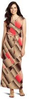 Anne Klein Women's Maxi Dress
