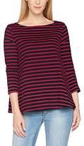 Petit Bateau Women's Mariniere Coroll ml T-Shirt,(Manufacturer Size:)