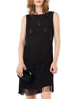 Phase Eight Bella Fringe Dress