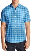 Zachary Prell Kirchner Regular Fit Button-Down Shirt