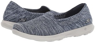 Skechers Performance Performance Go Walk Lite - 16399 (Navy/Blue) Women's Shoes
