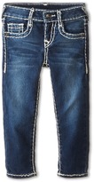 True Religion Casey Skinny Natural Super T in Ancient (Toddler/Little Kids)