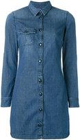 Jacob Cohen denim shirt dress - women - Cotton - M