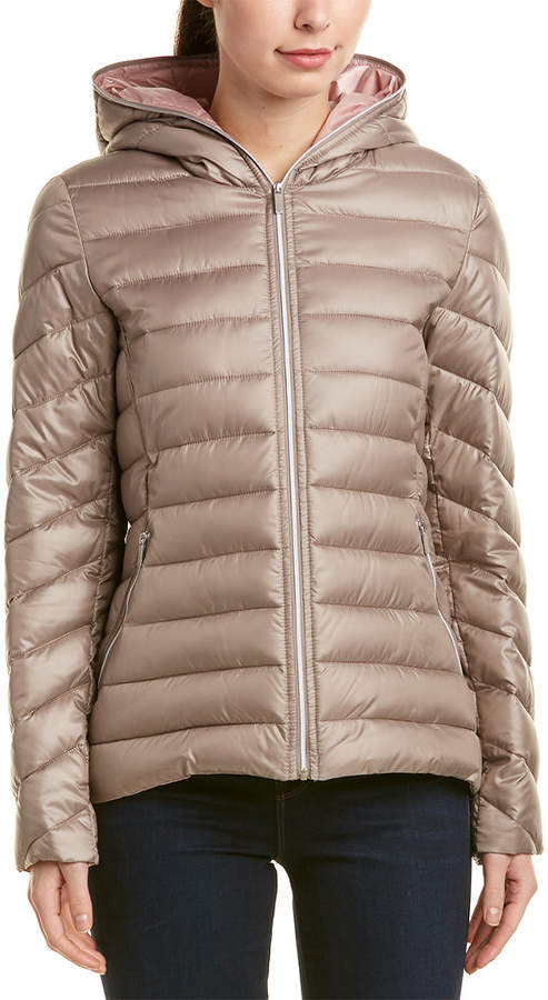 French Connection Quilted Puffer Jacket