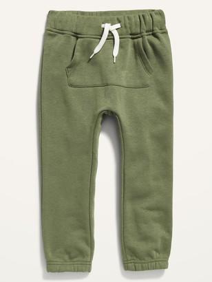 Old Navy Unisex U-Shaped Jogger Pants for Toddler