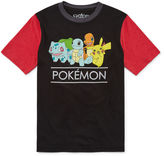 Pokemon Short Sleeve T-Shirt-Big Kid Boys