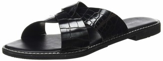 Maria Mare Women's 67761 Open Toe Sandals Black (Cocus Negro C49401) 4 UK
