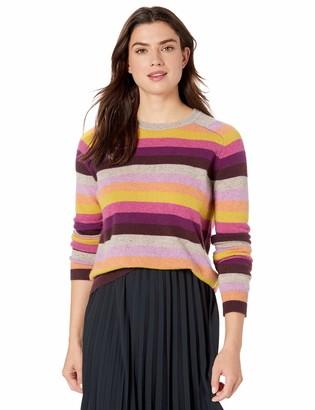 Velvet by Graham & Spencer Women's Mariah Cashmere Classics Sweater