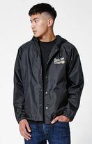 Brixton Maverick Hooded Windbreaker Jacket