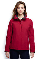 Classic Women's Regular Sport Squall Jacket-Zesty Orange/Soapstone