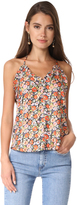 Rebecca Taylor Sleeveless Moonlight Tank