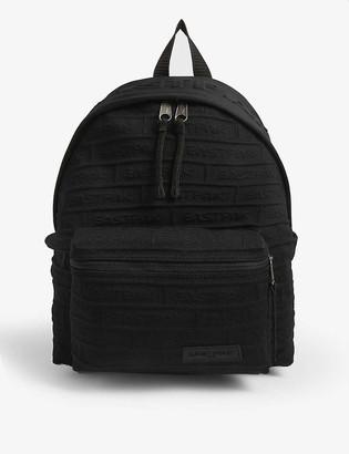 Eastpak Padded Pak'r brandknit woven backpack