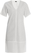 Joseph Frost Lace Tulle Dress