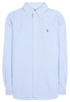 Polo Ralph Lauren Harper Striped Cotton Shirt