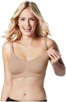 Bravado Designs Body Silk Seamless Nursing Bra - Butterscotch - 2X