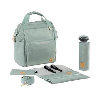 Lassig Glam Goldie Backpack Diaper Bag Mint