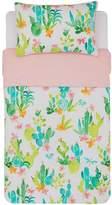 KAS KIDS Cactus Quilt Cover Set, Double Size