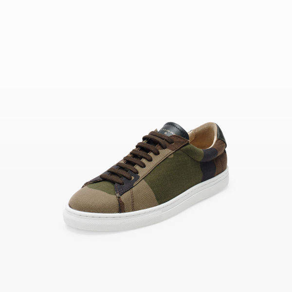 Club Monaco Zespa Camouflage Low Top