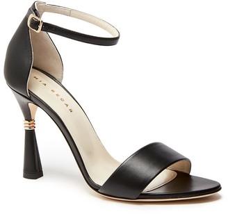 Mia Becar Krissy Sandal In Black
