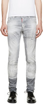 DSQUARED2 Acid Grey Cool Guy Jeans