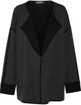 Magaschoni Merino wool-blend cardigan