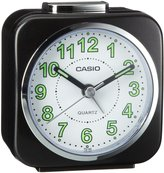 Casio Alarm Clock W/ Light And Snooze Function Tq143-1d