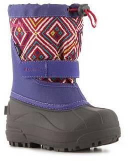 Columbia Powderbug Plus II Girls Toddler & Youth Snow Boot