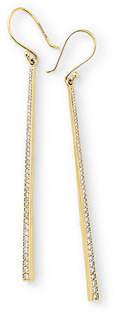 Ippolita 18k Glamazon Stardust Long Earrings with Diamonds