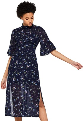 Private Label find. Women's Midi Floral Dress