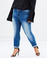 Junarose Five Pocket Skinny Jeans