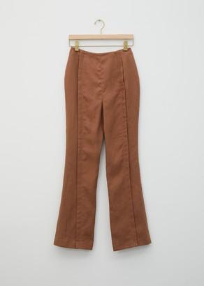 Acne Studios Pauline Linen Trousers