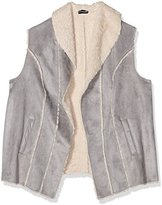 Gerry Weber SAMOON by Women's Cosy Autumn Day Gilet