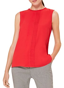 Hobbs London Flora Sleeveless Top