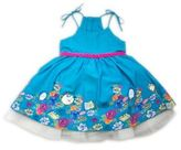 TUTU COUTURE Little Girl's Floral Accented Dress