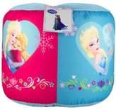 "Disney Frozen"" Perfect Day Printed Round Pouf Ottoman"
