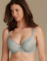 Marks and Spencer Sumptuously Soft Ultimate Comfort Plunge Bra DD-GG