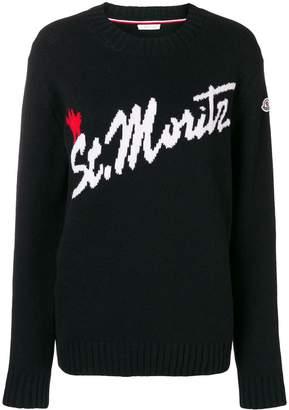 Moncler St.Mortiz sweater